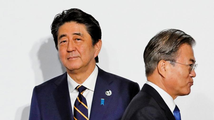 日媒:日韓相爭 中共竊喜
