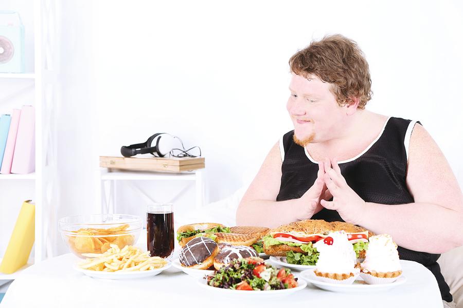 十秒滿足感帶來身體失衡? 教你克制食物慾望