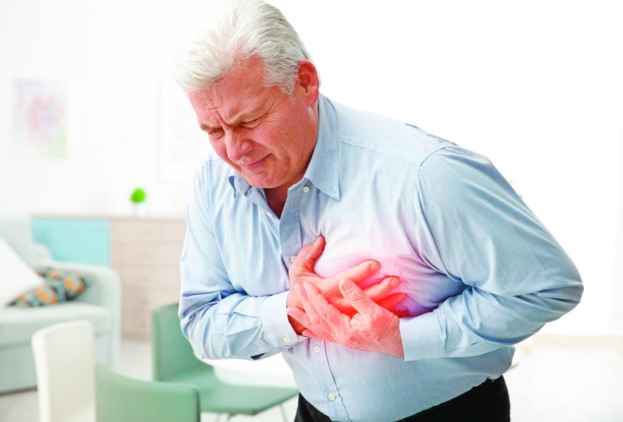 心肌梗塞咳嗽自救? 醫:10秒內這樣做才正確