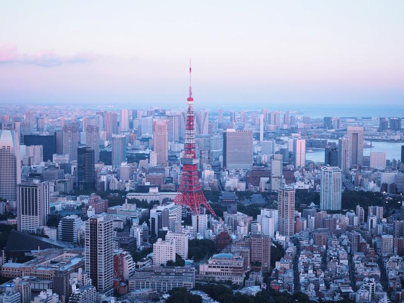 東京樓市庫存積壓上升 樓價或將回落