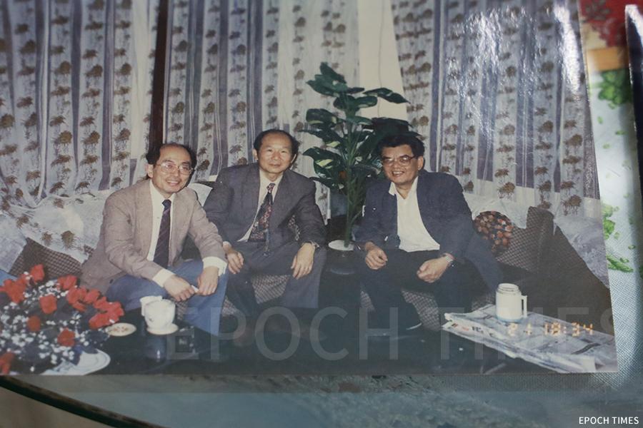 吉野先生是工程科學家,過去常赴廣州中山大學與學者交流。
