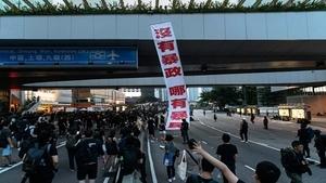 香港瀕臨失控?曾慶紅:越亂越好