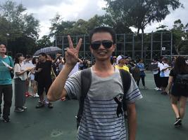 【七一遊行】深圳居民:香港為中國帶來希望