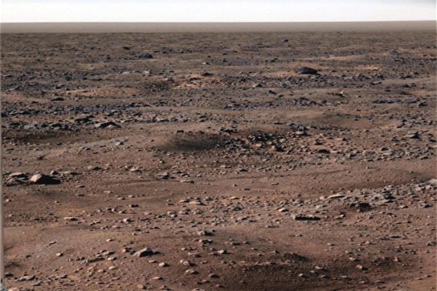 UFO專家:照片證明火星上曾有智慧生命
