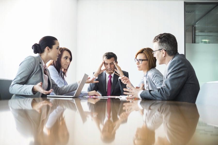 解決職場衝突  傾聽很重要