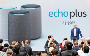 亞馬遜Echo智能音箱將更新繼續研製家用移動機器人