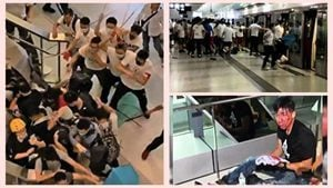 香港暴力事件震驚國際 美國國務院發表聲明