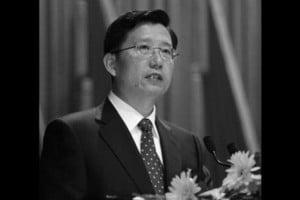 強衛不再擔任江西省委書記 不利消息頻傳