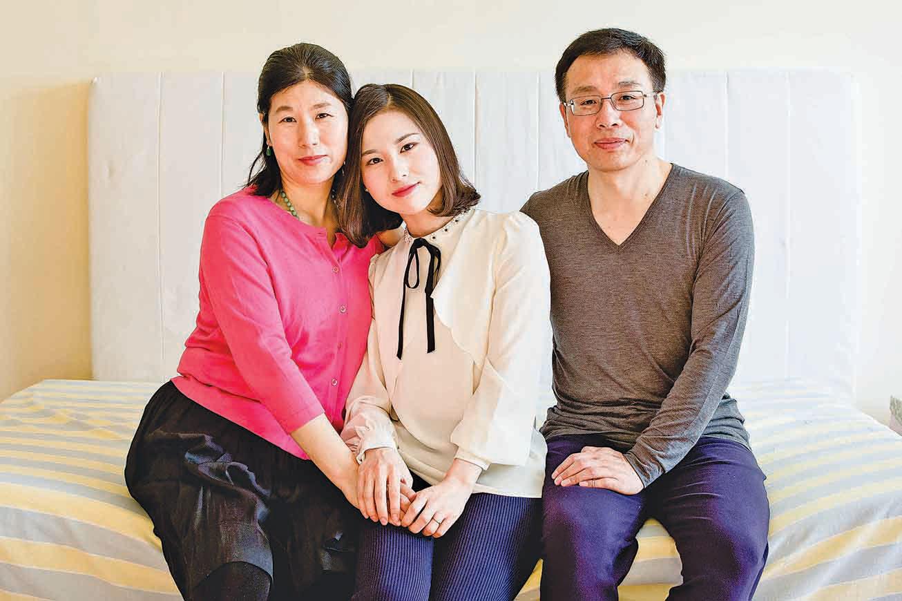 因修煉法輪功遭受多年殘酷迫害,李振軍一家人於2014 年逃離中國,在美國獲得政治庇護。(Samira Bouaou/Epoch Times)