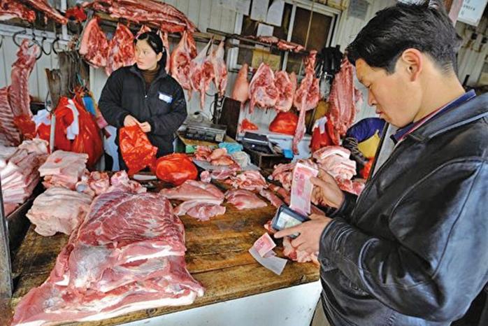 中國豬肉價續飆漲 半年內恐創新高