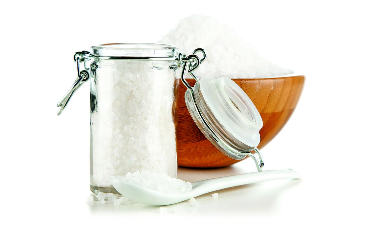 鹽是所有調味的基本。