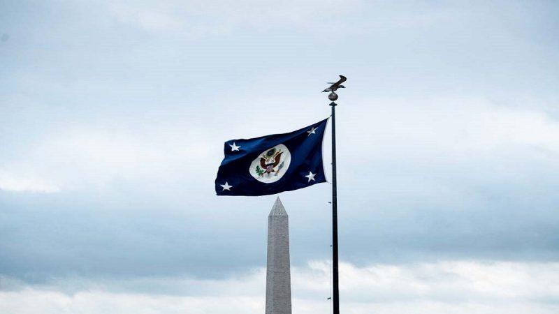 在反迫害二十周年之際,法輪功學員近日將一批迫害者名單遞交給美國國務院。示意圖(BRENDAN SMIALOWSKI/AFP/Getty Images)