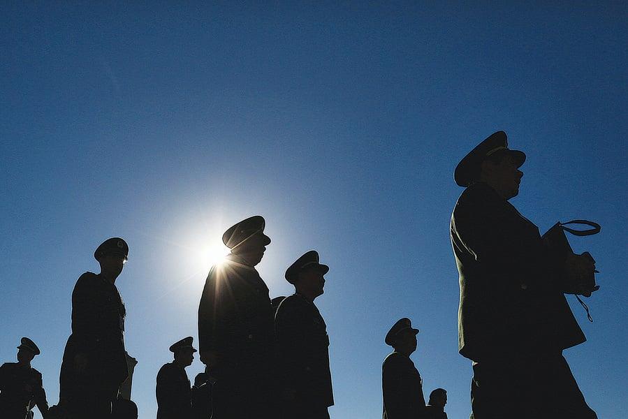 中共五千間諜侵台 滲透軍方五大手法