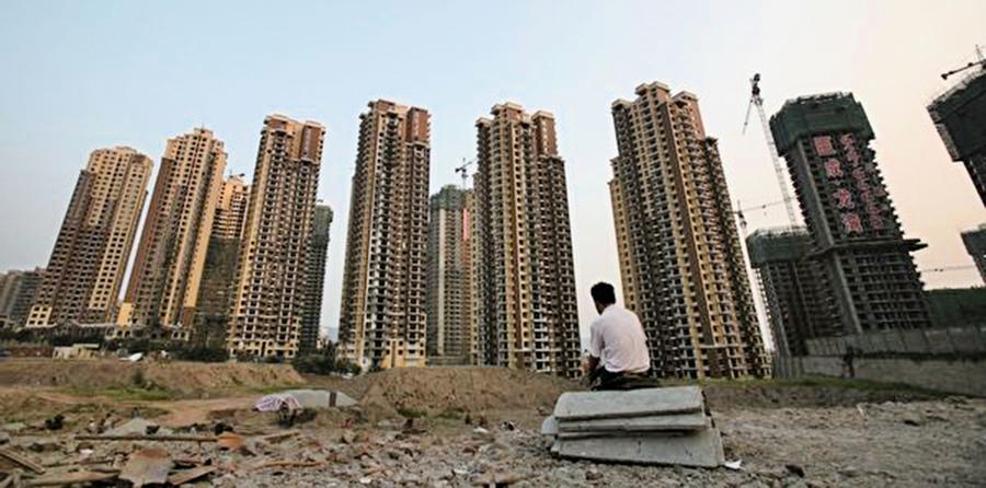 大陸經濟下行融資難 上半年近300家房企破產