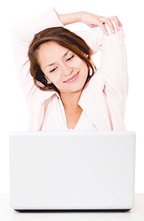 防止脊椎過勞 四式簡單運動保養頸部