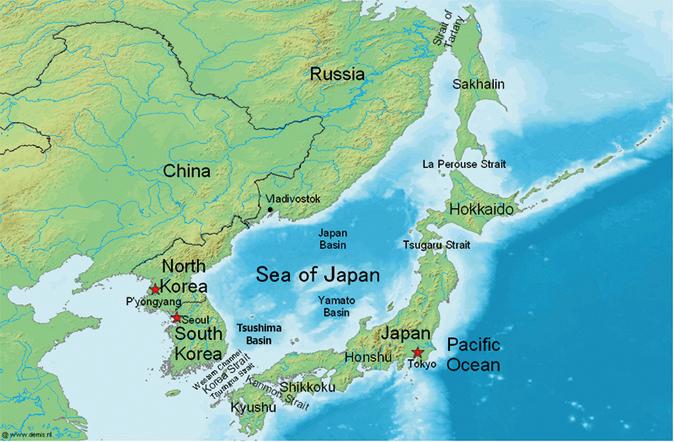 北韓發射兩枚短程導彈 飛行四百三十公里