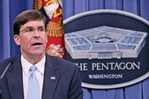 美國新防長:中美貿易戰關係國安及經濟