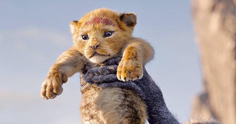 主角辛巴小時候的模樣,更被塑造得極可愛。