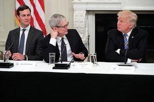 特朗普:蘋果中國製Mac Pro部件不可免關稅