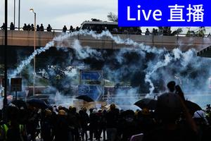 【7.28反送中直播】抗議民眾包圍中聯辦
