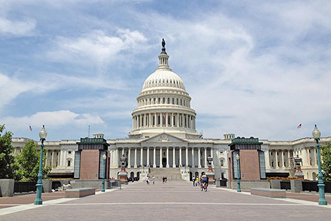 美國 20 年來首次以政府行政措施懲罰迫害法輪功的中共官員。圖為美國國會大廈。(程新/大紀元)