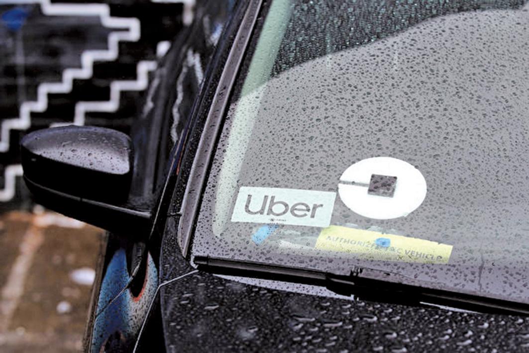 優步(Uber)正在積極測試每月通行證,該通行證覆蓋遊樂設施、美食、單車和電單車。(Getty Images)