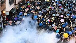 香港民眾的新歌– 致林鄭