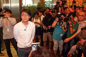 梁天琦:港人「已改寫了香港的歷史」