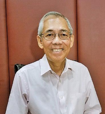 前公務事務局局長王永平說,面對政府與民為敵,公務員需要表達意見,「是值得尊重的,具有勇氣的行為。」(攝影:宋祥龍)