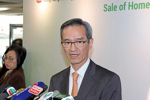 資助房屋小組委會主席黃遠輝認為,在新計劃下,會有更多業主願意出租。(大紀元資料室)