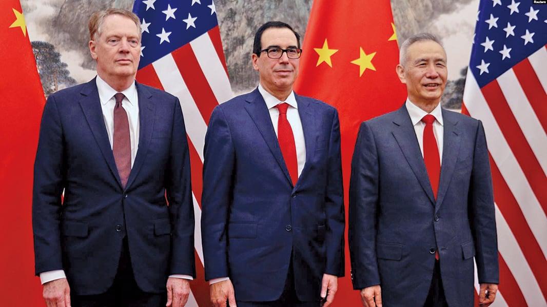 中美貿易談判重啟內幕 習近平作出四大讓步