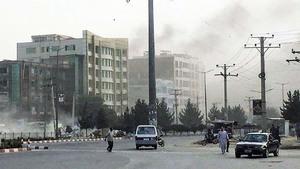 阿富汗大選競選活動首日 喀布爾爆炸20死50傷