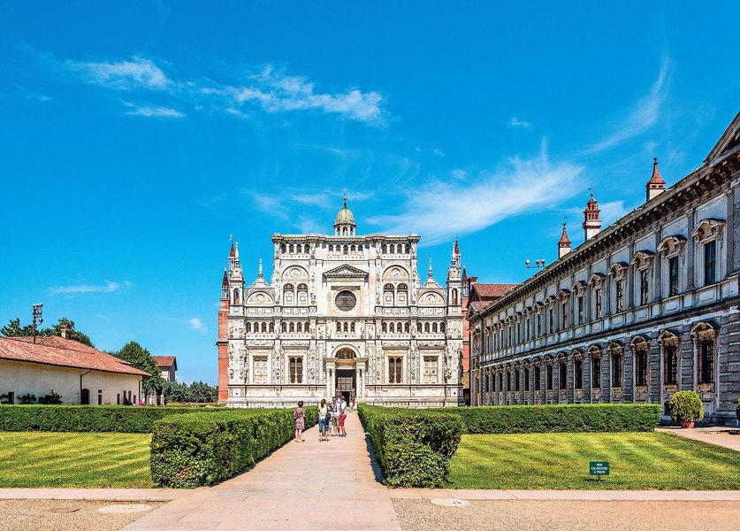 意大利文藝復興藝術瑰寶——帕維亞加爾都西會修道院