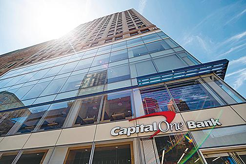 Capital One表示,約14萬個美國用戶的社會安全號以及大約100萬個加拿大信用卡客戶的社會保險號碼被洩露。(AFP)