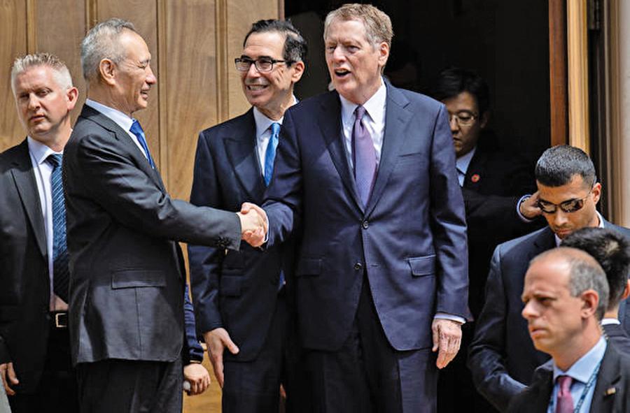 中方要求貿易談判改在上海 背後六大玄機