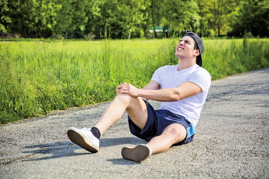 運動過量、姿勢不當   小心造成運動傷害