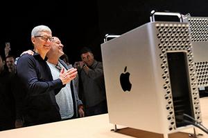 蘋果希望在美國生產Mac Pro電腦