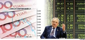 人幣八連貶 索羅斯:危機輸出全球
