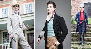 懷舊青年變裁縫 意外帶起英國時尚界復古風