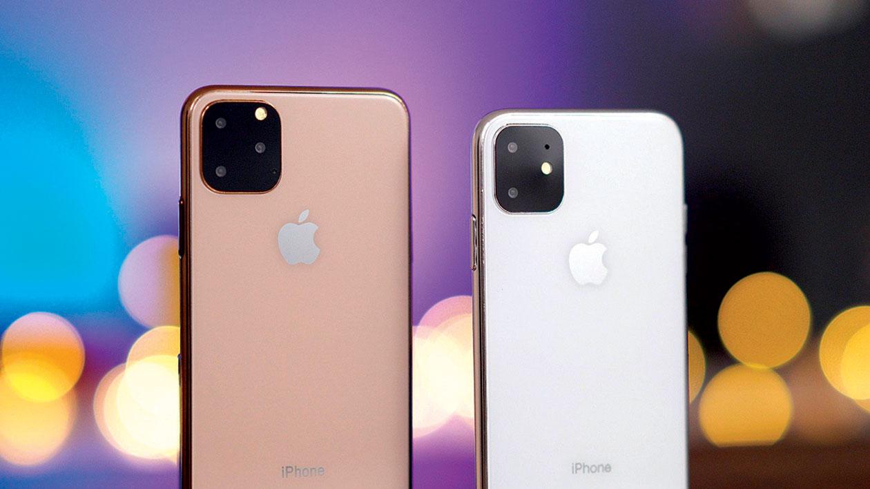 爆料網站9to5mac稱今秋將發佈的新iPhone將採用三鏡頭設計。(9to5mac)