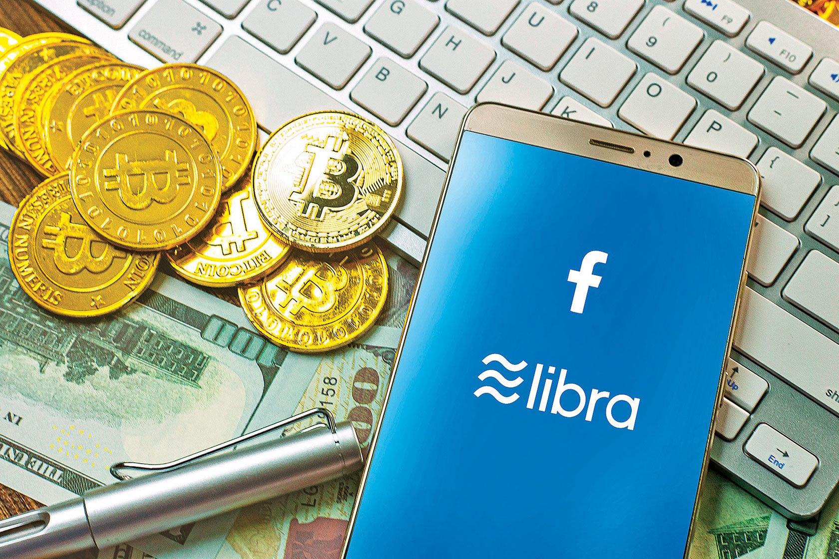 臉書還未推出加密貨幣「Libra」,就引來眾多騙子,臉書也因為詐騙廣告而被判賠款。(Shutterstock)