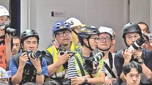 熱水煮蛙—— 香港新聞自由在倒退