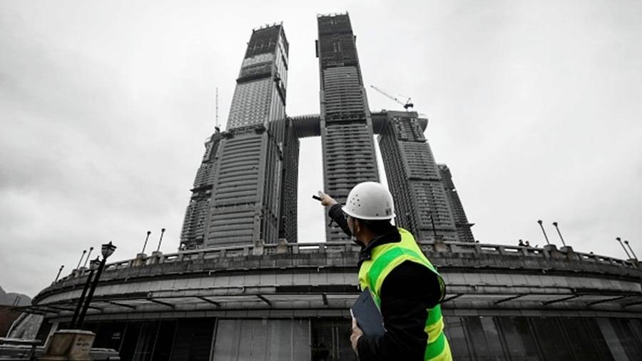 政治局罕見定調房地產 陸股半天蒸發500億