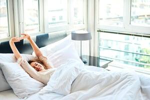 早晨10分鐘這樣做 保養眼睛、改善便秘