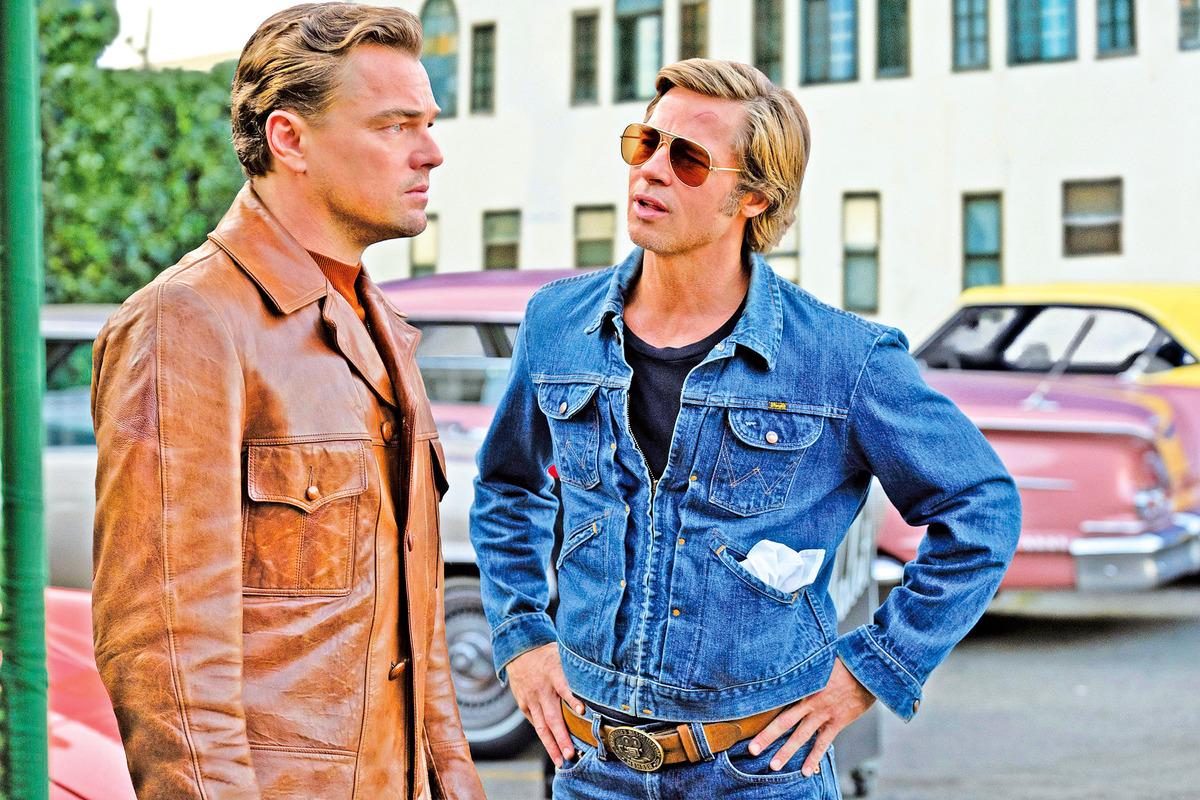 《從前,有個荷里活》(Once Upon a Time in Hollywood)由兩位型男里安納度狄卡比奧與畢彼特同台飆戲,十分有睇頭。