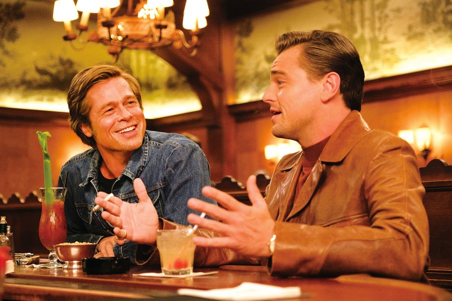《從前,有個荷里活》 展現深厚友情的趣味電影