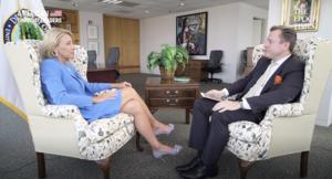 英文《大紀元》專訪:美教育部長談高等教育戰略
