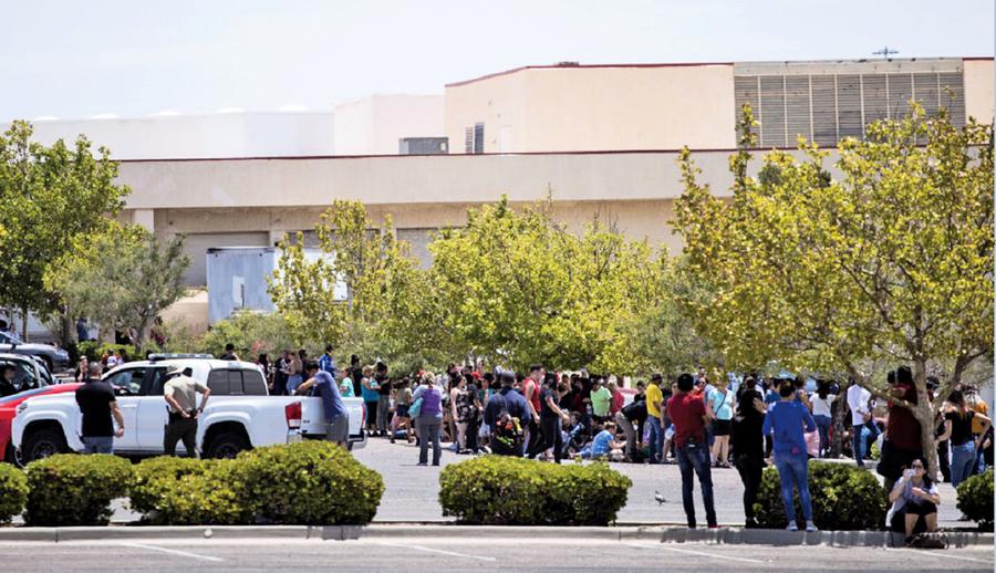 德州沃爾瑪發生槍擊案二十死