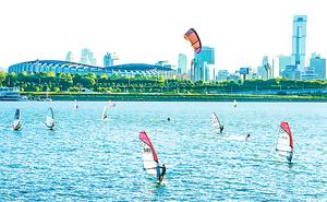 體驗漢江歡樂一夏