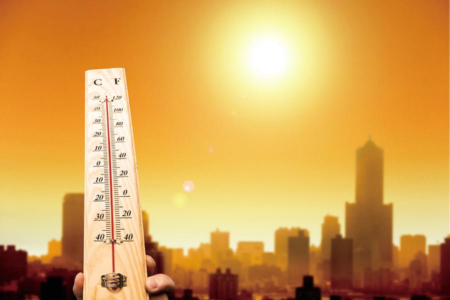科學家確定「都市熱島效應」熱度分佈圖